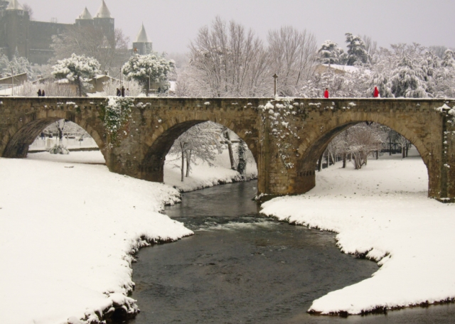 Went to bed in Carcassonne, woke up in Narnia… | CARCASSONNE FRANCE | Different Shores Blog